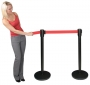 stanchion-retractable